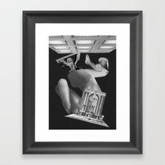 The Fifth Creation Framed Art Print
