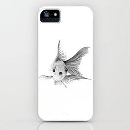 Guppy iPhone Case