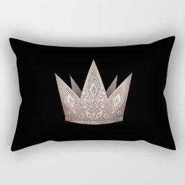 Crown, Queen 2 Rectangular Pillow
