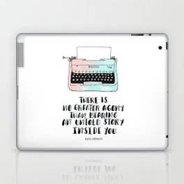 WRITE Laptop & iPad Skin