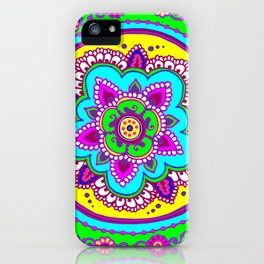 Morning Bollywood iPhone Case