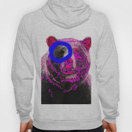 Don't mess with a bear! Hoody