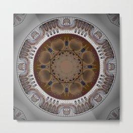 Ancient ceilings Metal Print