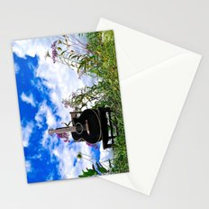Playing the Field Stationery Cards