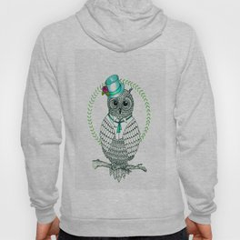 Mr Owl Hoody