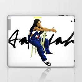 Aaliyah Laptop & iPad Skin