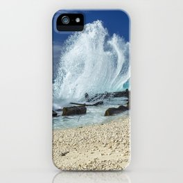 South Wall Wave iPhone Case