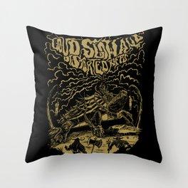 Loud & Distorted Riffs Vol 2 Throw Pillow