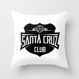 Santa Cruz Sport Logo Throw Pillow