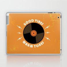 Good Vibes and Warm Tones Laptop & iPad Skin