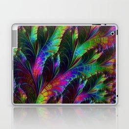 Rainbow Leaves Laptop & iPad Skin