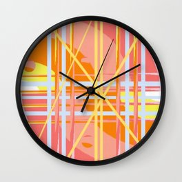 Salyut Wall Clock