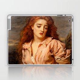 "John Everett Millais ""The Martyr of the Solway"" Laptop & iPad Skin"