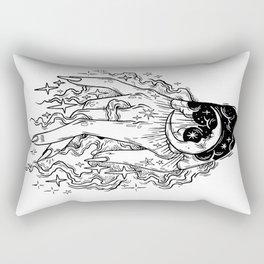 the MAGICIAN Rectangular Pillow