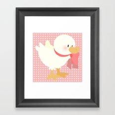duck (female) Framed Art Print