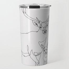 Bambi & Stag Travel Mug