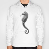 seahorse Hoodies featuring Seahorse by Hermes_GC