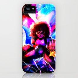 Love Amalgamate iPhone Case