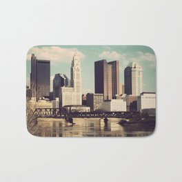 Columbus Ohio 4 Bath Mat