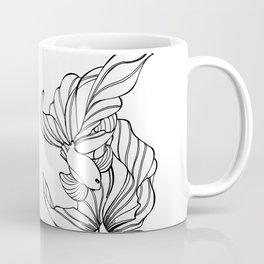 Dance of the Fighters Coffee Mug