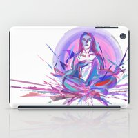 zen iPad Cases featuring Zen by garciarts