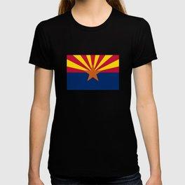 Arizona: Arizona State Flag T-shirt