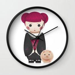 Rosalie Wall Clock
