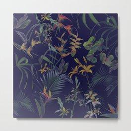 Tropic Garden Metal Print
