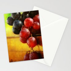Autumn Grapes Stationery Cards