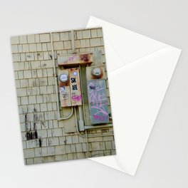 Graffiti in a Sun Town Stationery Cards