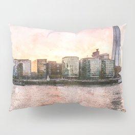the-shard-london-architecture Pillow Sham