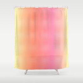 Pale Rainbow Shower Curtain