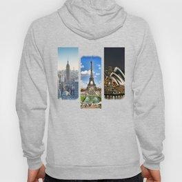 Three Cities Hoody