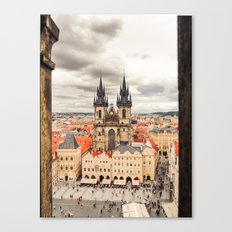PRAGUE 3 Canvas Print