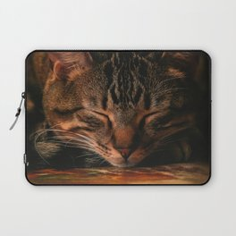 Cat Nap Laptop Sleeve