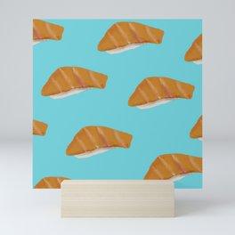 Sake Sushi Mini Art Print