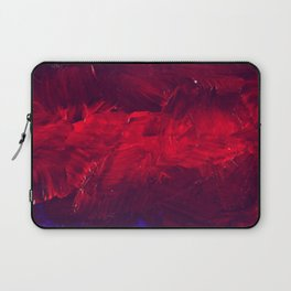 Cool Red Duvet Cover Laptop Sleeve