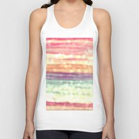 pastel Tank Tops featuring Pastel  by WhimsyRomance&Fun