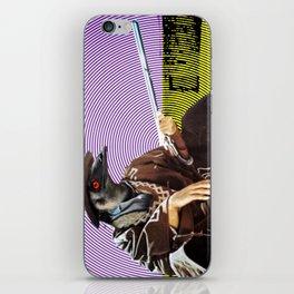 Clint Emu iPhone Skin