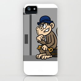 Escape Game room live adventure gift puzzle idea iPhone Case