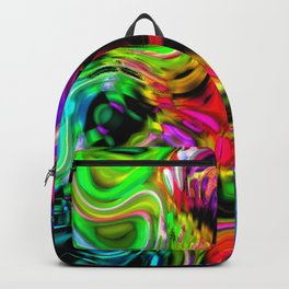 Vibrant Colors 3 Backpack