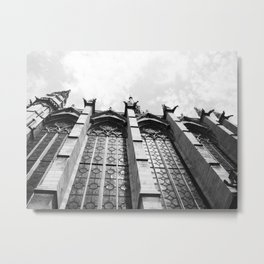 reach for the sky Metal Print