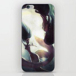 Mermaids game iPhone Skin