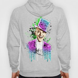 Fred Astaire, new steps.  Hoody