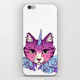 Magical Cat iPhone Skin