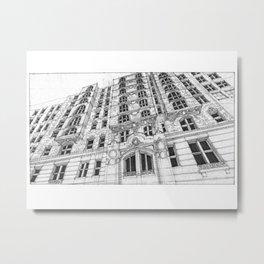 Hotel Monteleone Metal Print