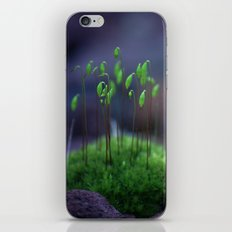 Strange Island iPhone & iPod Skin