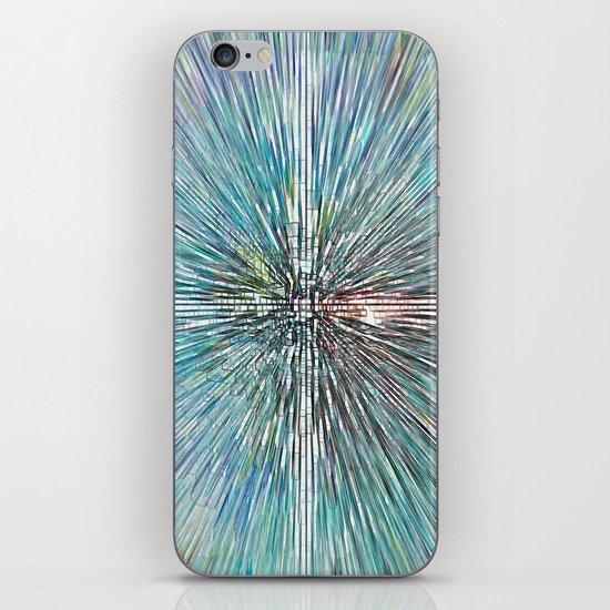 Digital Art Abstract iPhone & iPod Skin