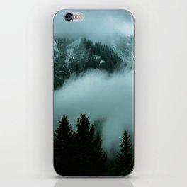breathe me in iPhone Skin