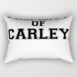 Property of CARLEY Rectangular Pillow